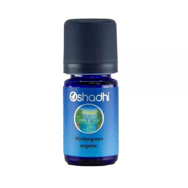 Wintergreen olie